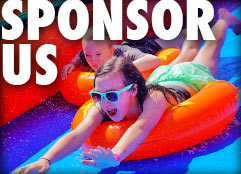 Become the Urban Slide sponsor